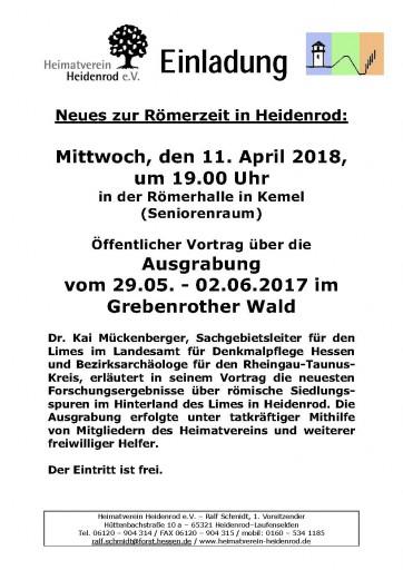 VortragRömerfunde_11.04.2018-Einladung