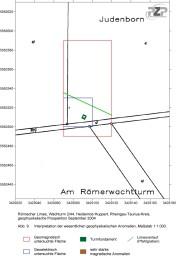 1 Geophysikalische Prospektion 2004
